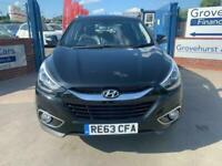 2013 Hyundai Ix35 1.7 SE CRDI 5d 114 BHP Estate Diesel Manual