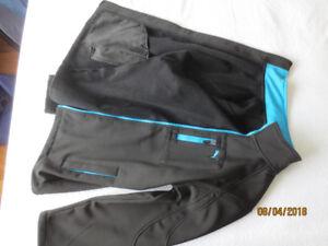 Puma Sport Jacket, Youth, Large, Black