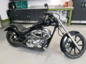 Financing Available - One of a kind Honda Fury..