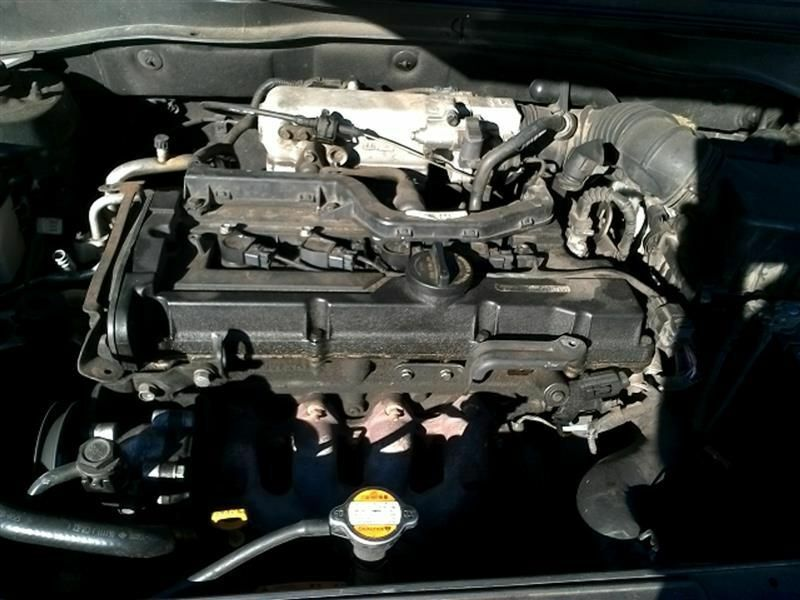 Used 06  Rio5 1 6l Dohc Engine Motor Assembly