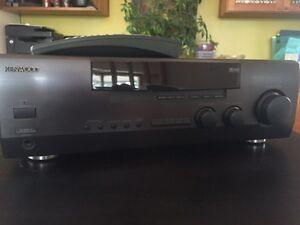 Kenwood Receiver - analog input
