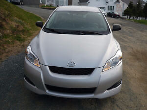 2009 Toyota Matrix Hatchback, Great Condition