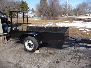 All Metal  utility trailer  SOLD PENDING PICK UP BUT HAVE A 10
