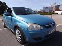 Vauxhall/Opel Corsa 1.2i 16v ( a/c ) 2004 Design 74000 MILES
