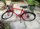 Rebuilt 1990s specialized mountain bike