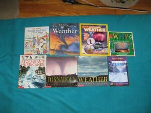 Primary/ Jr Weather Theme and Resource Books