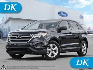 2015 Ford Edge SE AWD w/Bluetooth, Reverse Camera, and Much More