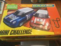 Scalextric Mini Challenge
