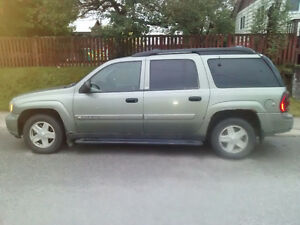 2003 Chevrolet Trailblazer LT ext SUV
