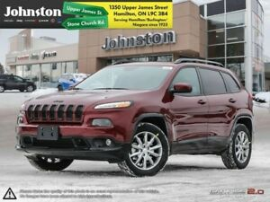 2018 Jeep Cherokee North  - $99.77 /Wk