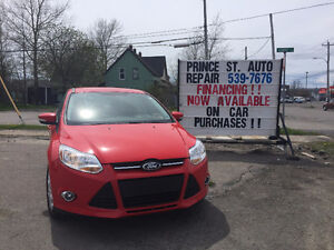 2012 Ford Focus SE Sedan Financing Available!