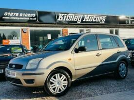 image for 2003 03 FORD FUSION 1.6 FUSION 3 5D 100 BHP