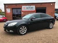 2010(10) Vauxhall Insignia SRi 2.0 CDTi 16v ( 160ps ) Black 5dr *ANY PX WELCOME*