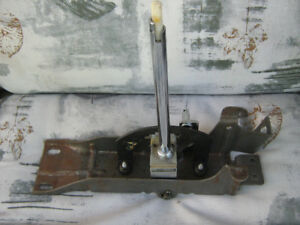 Buick Grand National, Buick T Type, Regal, GNX, WE4 Shifter