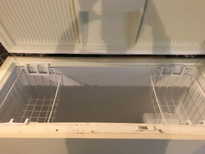 Chest FREEZER- great for camp!