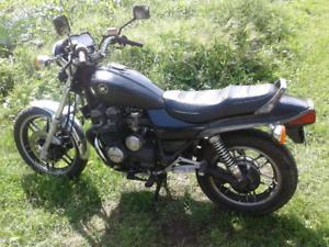 1983 Honda CB 650SC