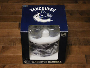 Vancouver Canucks Ice Bucket Set