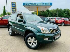 image for 2003 Toyota Land Cruiser 3.0 D-4D LC3 - MOT July 2022. New Service Inc Cambelt.