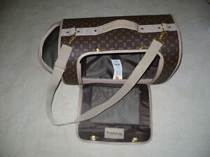 VERY STURDY TOP OF THE LINE PET CARRIER FOR 12-15LB. PET London Ontario image 1
