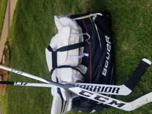 Bauer S190 Pads | Kijiji in Ontario  - Buy, Sell & Save with