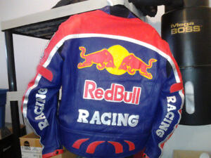 Motorcycle Jacket...Good luck getting another jacket like this
