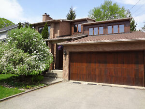 LARGE COTTAGE  DOUBLE GARAGE - ILE PERROT (evaluation - 2%)