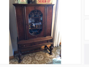 Great deal on Lovely Antique China Cabinet