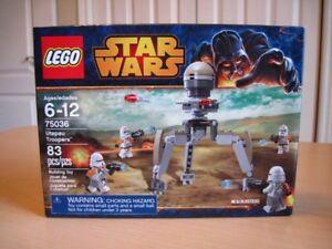 Lego set 75036 Star Wars Utapau troopers, neuf boite scellée