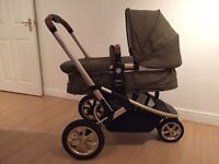 Mothercare Xpedior Limited edition travel system