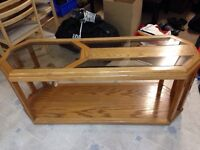 Coffee table $25