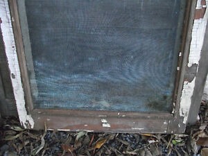 Antique Copper Wire Crackled Paint Screen Window Kingston Kingston Area image 3