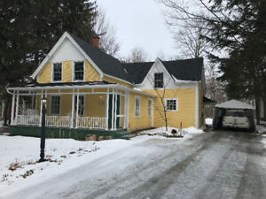 Chambres en Estrie - Eastern township rooms part or full time