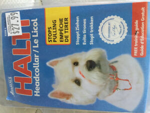 Halti dog collar / licol