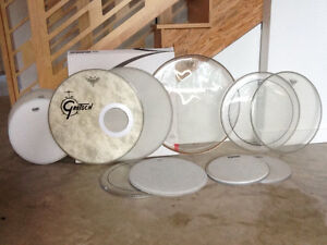 Trade Misc Drum stuff for gear?