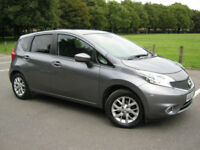2013 63 REG Nissan Note 1.2 Acenta premium 5 door CHEAP ROAD TAX £20