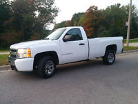 2009 Chevrolet Silverado 1500 Pickup Truck Long Box