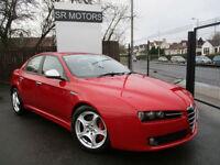 2009 Alfa Romeo 159 1.9JTDM 16v TI(HISTORY,12 MONTHS RAC WARRANTY)