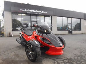CAN-AM SPYDER RS-S 2014