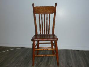 antique chaise fauteuil dans sherbrooke petites annonces class es de kijiji. Black Bedroom Furniture Sets. Home Design Ideas