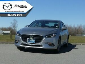 2018 Mazda Mazda3 GT  - Sunroof -  Heated Seats