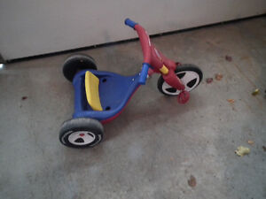 PEDAL TRICYCLE, CHANGEABLE SIZE London Ontario image 2