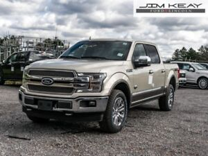 2018 Ford F-150 King Ranch  - Leather Seats - Sunroof - $220.61
