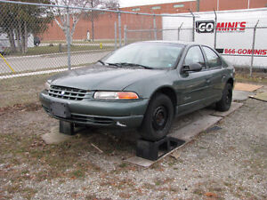 1997 Chrysler Sebring Other