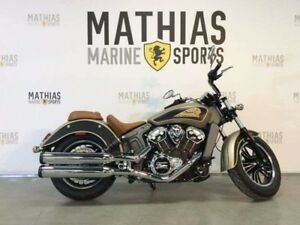 2018 Indian INDIAN SCOUT ABS ICON SERIES / 48$/sem