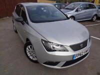 Nov 2012 Seat Ibiza 1.2 TDI ( 75ps ) CR Ecomotive ( A/C ) S