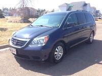 2008 Honda Odyssey EX-L Minivan, Van (87,500 km)