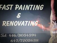 Painting Renovating