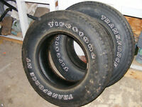 Firestone Transforce 265/70R17