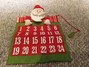 Reusable Advent Calendar Cornwall Ontario image 1