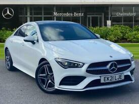 image for 2021 Mercedes-Benz CLA CLASS CLA 250 AMG Line Premium Plus 4dr Tip Auto Saloon P